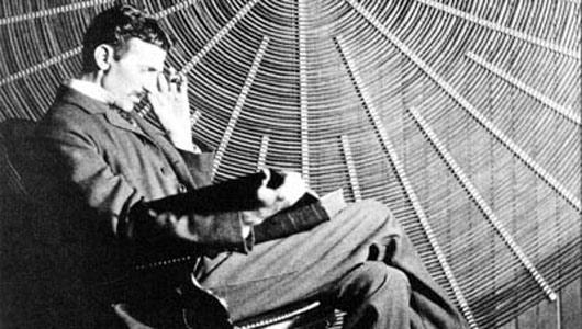 Nikola-Tesla-Reading